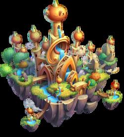 Master Wind Island (Maze Island)