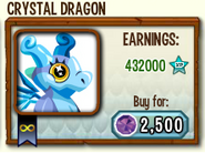 Crystal Dragon--