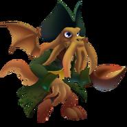Squid Dragon 2