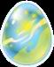 Huevo Fluorescente