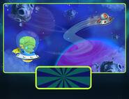 Popup alien abduction failed