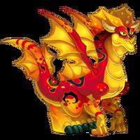 Basilisk Dragon 3