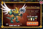 Heroic VIP offer