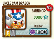 Uncle Sam Dragon Offer 3