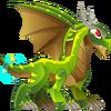 Promethium Dragon 2