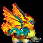 Glowppy Dragon (Ancient World) 3