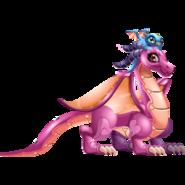 Motherly Dragon 2