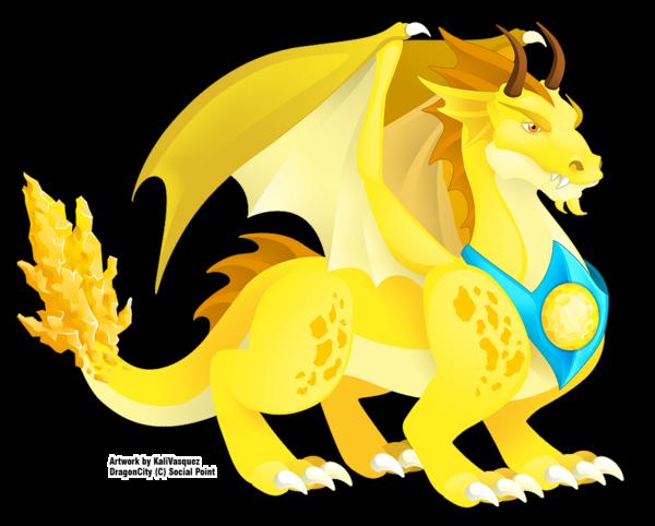Sulphur dragon suggestion by kalivasquez