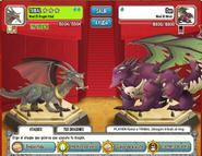 Tribal Dragon-Conbat