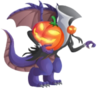 Halloween Dragon 2