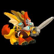 Fencing Dragon 2