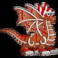 Gingerbread Dragon 3