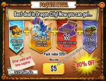 Nuevo Paquete Inicio Recursos De Dragon City