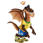 O Rei Dragon 3