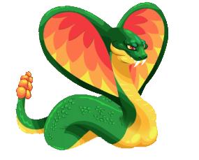 Rattlesnake Dragon