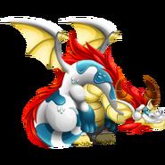 Sad Dragon 3