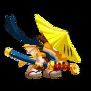 Bushido Dragon 1