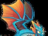 Dragón Leviatán