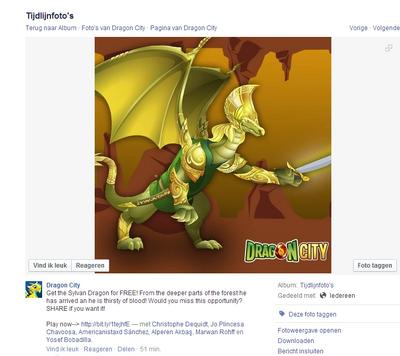 Sylvan Dragon