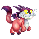 Cheshire Cat Dragon 3