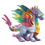Rainbow Dragon 2