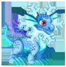 Snowflake Dragon 1