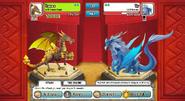 Treasure Dragon-Fighting