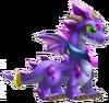 Amethyst Dragon 2