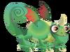 Chameleon Dragon 3