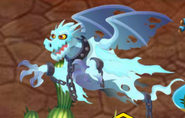 Ghost Dragon-Habitat
