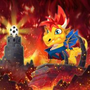 Soccer Dragon-Hatch