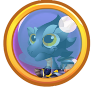 Space Dragon Recurtment Offer Icon