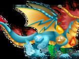 Dragón Elementos