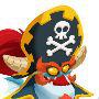 Captain Dragon m2