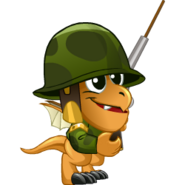 Soldier Dragon 1