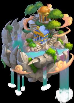 Dusk vs Dawn Puzzle Island