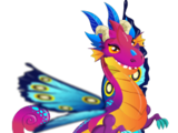 Dragón Mariposa