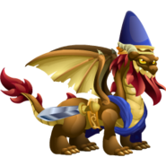 King Solomon Dragon 2