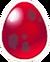 Huevo Rojo Intenso