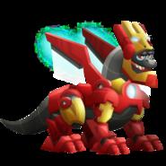 Iron Dragon 2