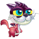 Cheshire Cat Dragon 1