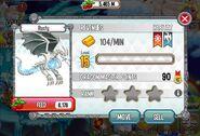 Adult underworld dragon