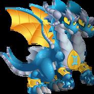 Zodiac Gemini Dragon 2