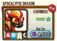 Apocalypse Dragon in store
