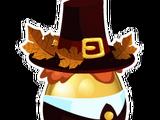 Thanksgiving Dragon