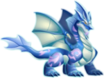 Frozen Wind Dragon 3