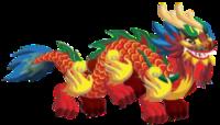 Chinese Dragon 3