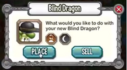 Placing Blind