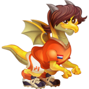 Orange Dragon 2