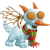 Muñeco de Nieve 2
